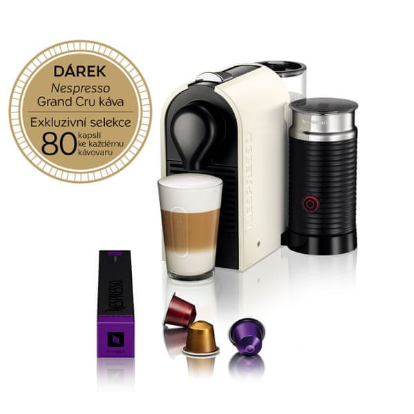 Nespresso Krups U&Milk XN2601