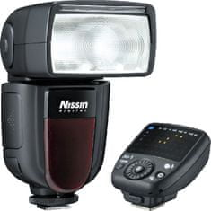 Nissin Di700A + odpalovač Air 1 pro Nikon