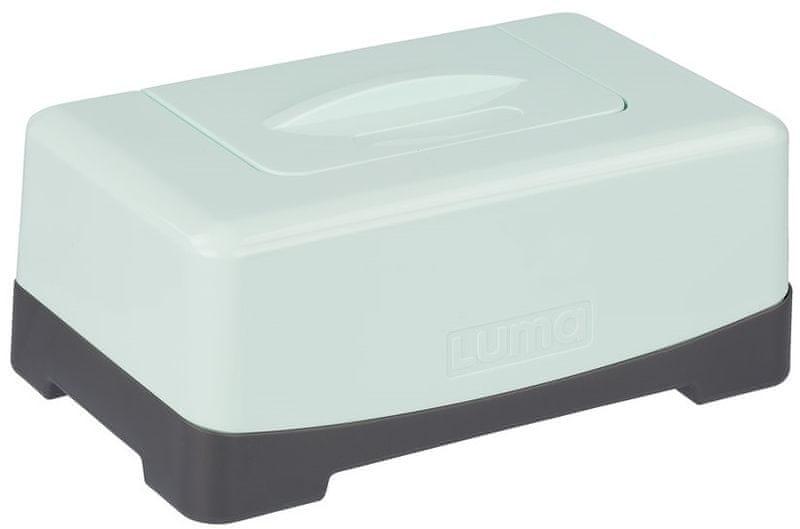 Luma Box na vlhčené ubrousky, Misty Mint