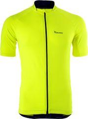Silvini Silvini moška kolesarska majica Pescara MD1025, neon rumena in temno modra
