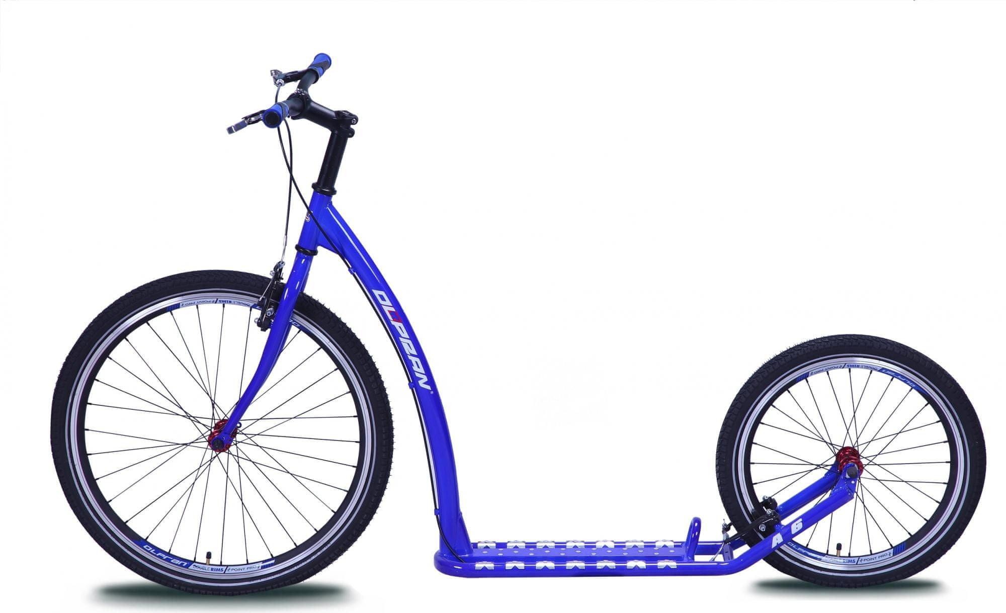c7db4ac83ea5 A roller jó minőségű krómacélból készült, amely tartós és biztonságos  használatot nyújt. Erős felépítése lehetővé teszi a könnyű mozgást és  ugratást.