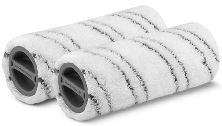 Kärcher set valjev iz mikrovlaken, siva, 2 kosa (2.055-007.0)