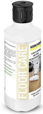 Kärcher Ošetřovací prostředek na dřevěné podlahy RM 535 (6.295-942.0)