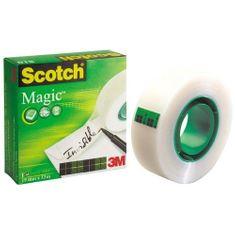 Lepicí páska bankovní 19 mm x 33 m recykl Scotch Magic