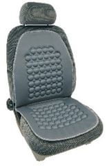 Prevleka sedeža Massage, siva