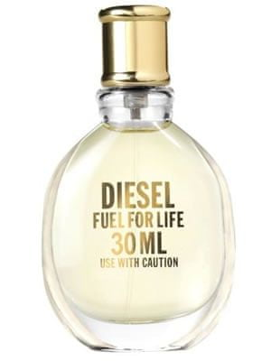 Diesel Fuel for Life Woman EDP, 30 ml