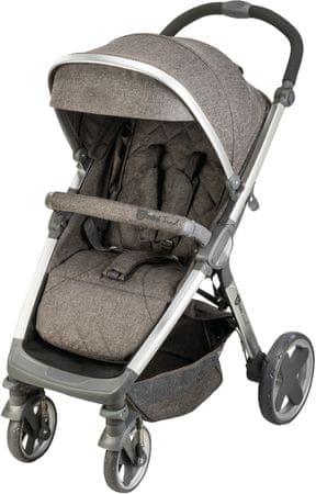 G-mini wózek spacerowy Trend, Platina