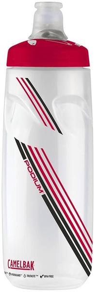 Camelbak Podium 0,7 l Clear Red
