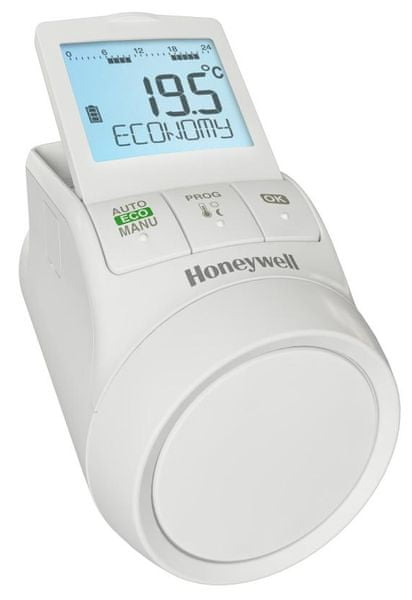 Honeywell TheraPro HR90EE, termostatická hlavice