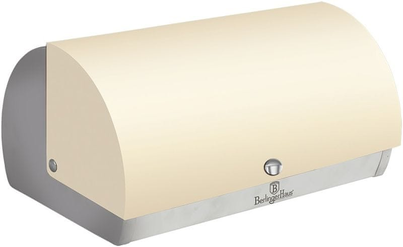 Berlingerhaus Chlebník Metallic Cream BH-1355