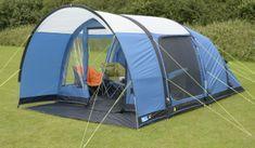 Kampa šotor Paloma 4 AIR Advantage, moder