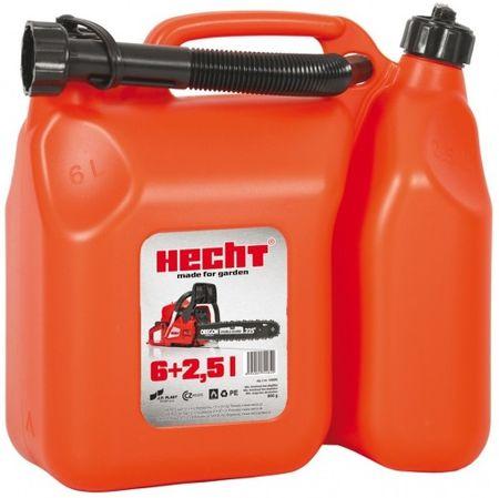 Hecht Kombinált üzemanyag kanna, 6 l + 2,5 l