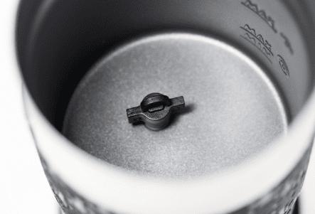 CASO spieniacz do mleka Fomini Crema Inox