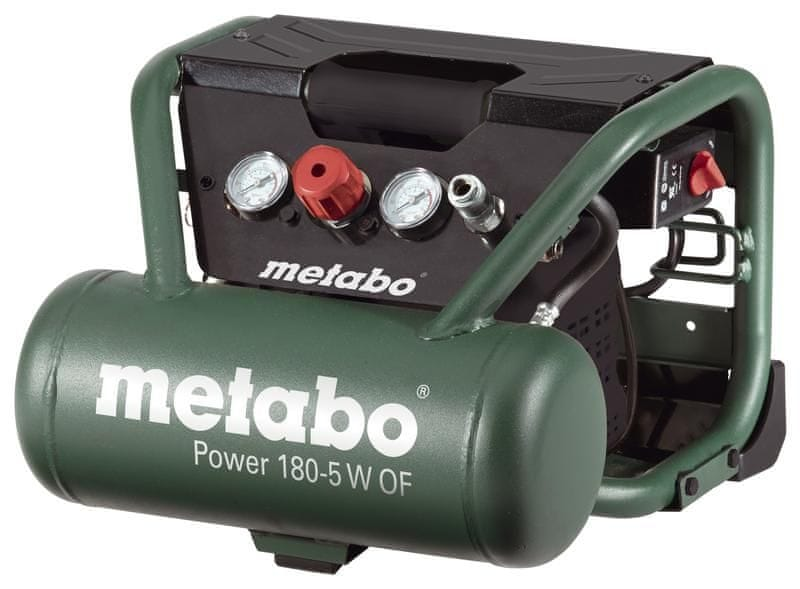 Metabo Bezolejový kompresor Power 180-5 W OF#