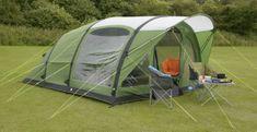Kampa šotor Brean 4 AIR Advantage
