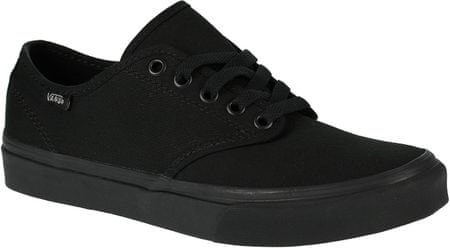 Vans Camden Stripe (Canvas) Black/Black 40.5