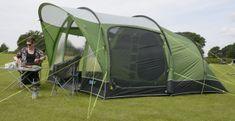Kampa Šator Brean 4, zeleni