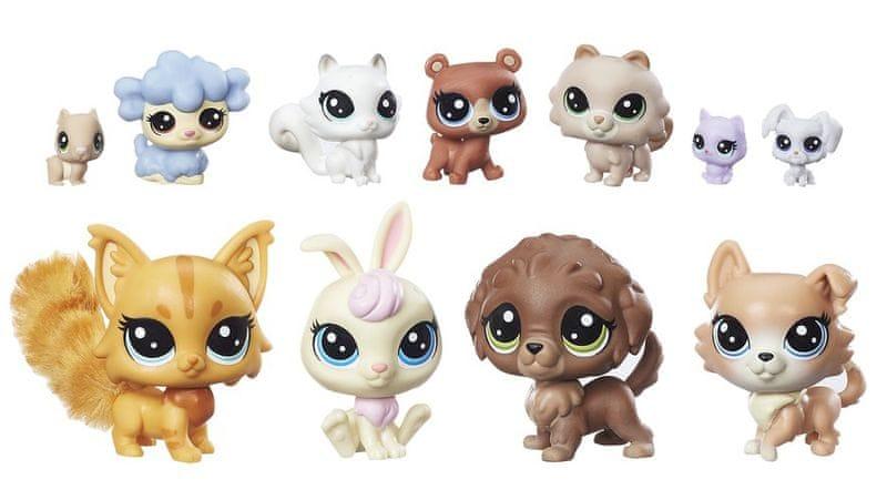 Littlest Pet Shop Balení zvířátek - Nakupování