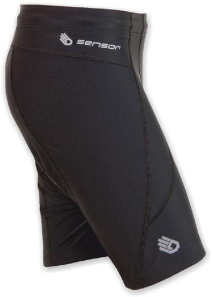 Sensor Cyklo Entry dámské kalhoty krátké černá