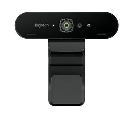 Logitech spletna kamera BRIO, 4K, USB (960-001106), črna