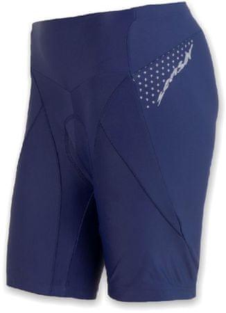 Sensor kolesarske hlače Race, modre, M