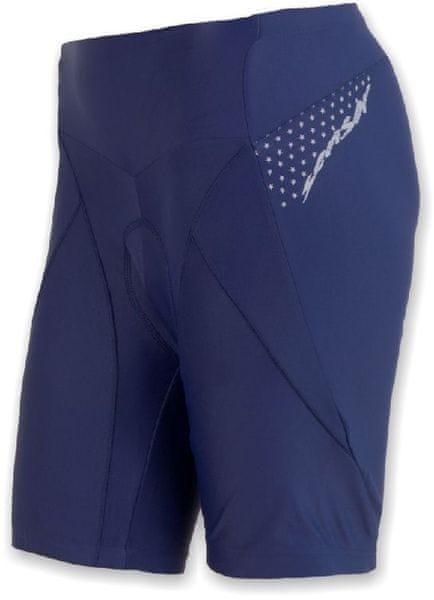 Sensor Cyklo Race dámské kalhoty krátké tm.modrá