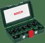 1 - Bosch 12-delni komplet rezkarjev iz karbidne trdine, steblo Ø 8 mm (2607019466)