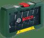 2 - Bosch 12-delni komplet rezkarjev iz karbidne trdine, steblo Ø 8 mm (2607019466)