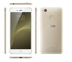 nubia Z11 miniS, 4GB/64GB, Dual SIM, zlatý