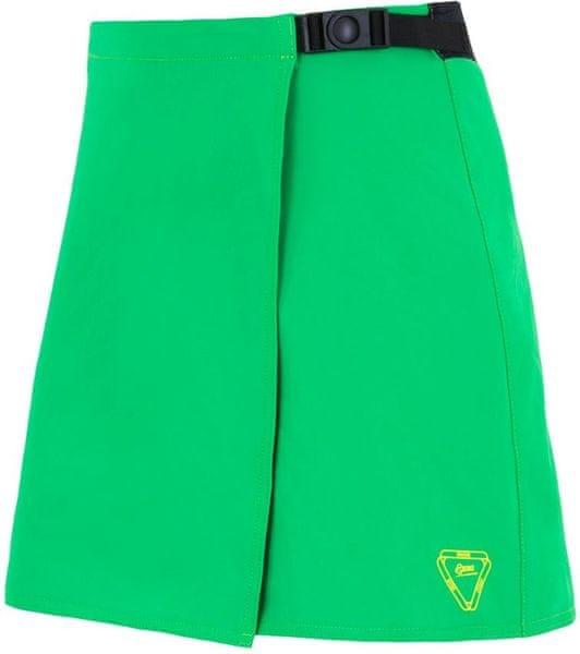 Sensor Cyklo Luna dámská sukně zelená M