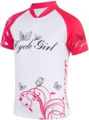 Sensor dekliška kolesarska majica CycleGirl