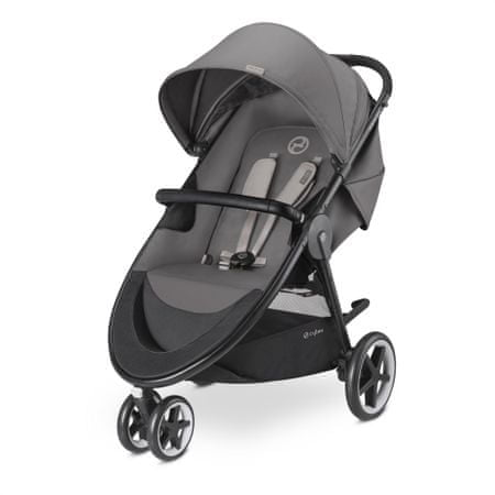 CYBEX Wózek IRIS M-AIR 2017, Manhattan Grey