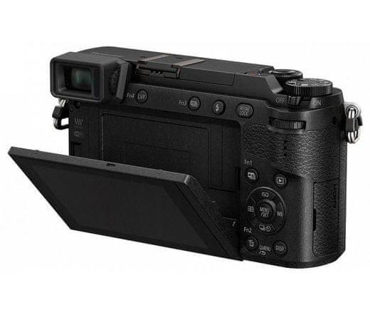 Panasonic Lumix DMC-GX80 Body Black (DMC-GX80EG-K)