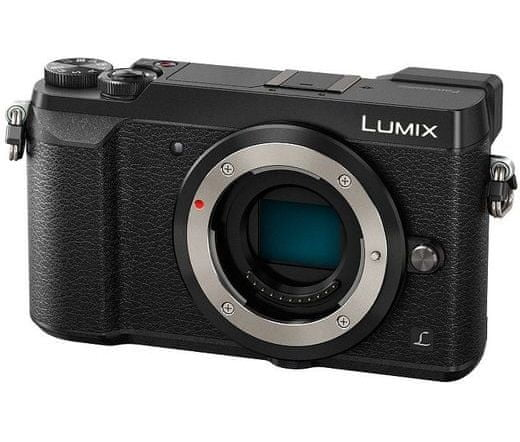 Panasonic Lumix DMC-GX80 Body Black (DMC-GX80EG-K)