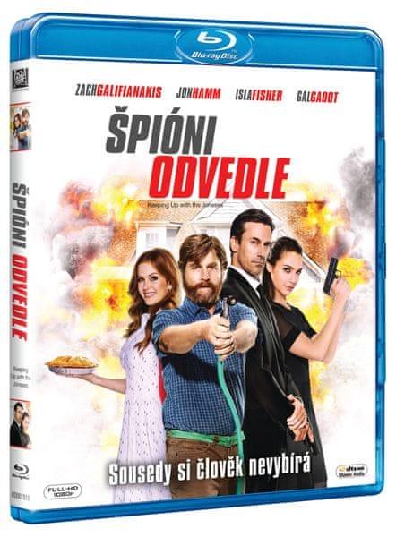 Špioni odvedle - Blu-ray
