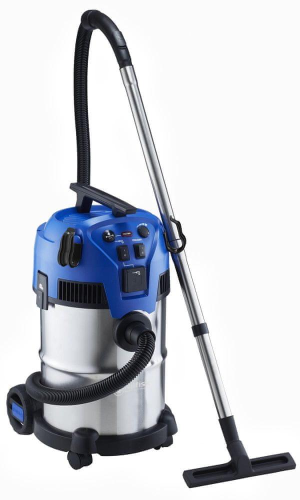 Nilfisk průmyslový vysavač MULTI II 30 T INOX VSC