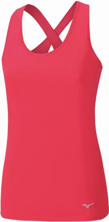 Mizuno ženska majica Active Tank, roza, M
