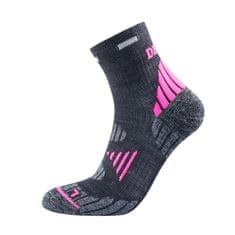 Devold Devold Energy Ankel Sock Dark Grey Woman