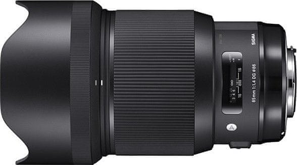 Sigma 85/1.4 DG HSM ART pro Canon (4 roky záruka)