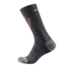Devold skarpetki trekkingowe Hiking Medium Sock Dark Grey Woman