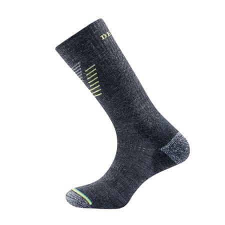 Devold pohodne nogavice, sive, L