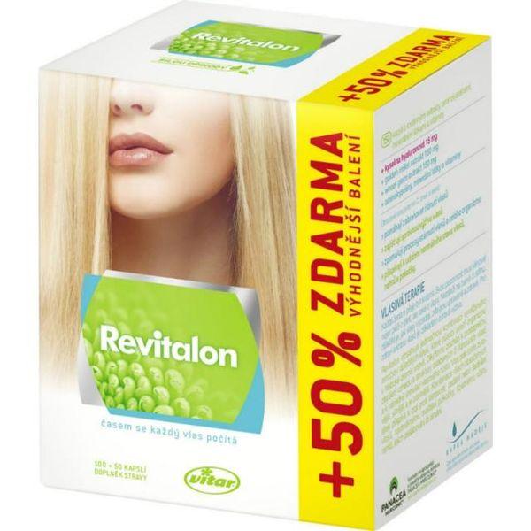 Revital Revitalon cps.100 + 50 zdarma