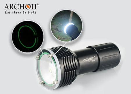 ARCHON Lampa video ARCHON LED 1400 lumen