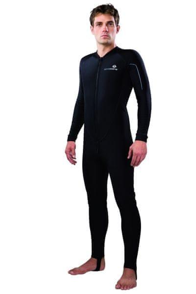 LAVACORE Oblek CORE - overall s předním zipem pánský, Lavacore, ML