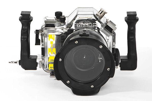 NIMAR Pouzdro podvodní pro Canon Eos 60 D, port 15-85 mm, NIMAR