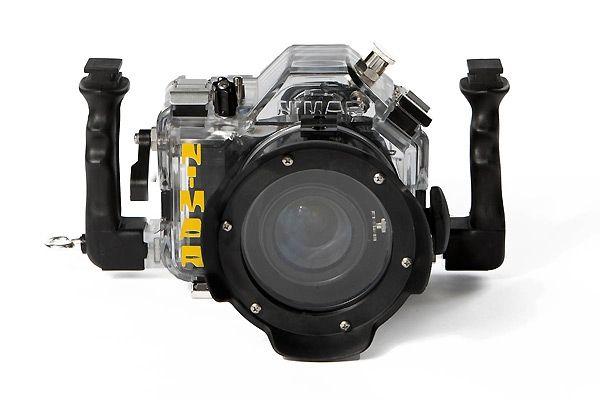 NIMAR Pouzdro podvodní pro Canon Eos 40 D a 50 D, port 18-55 mm, NIMAR