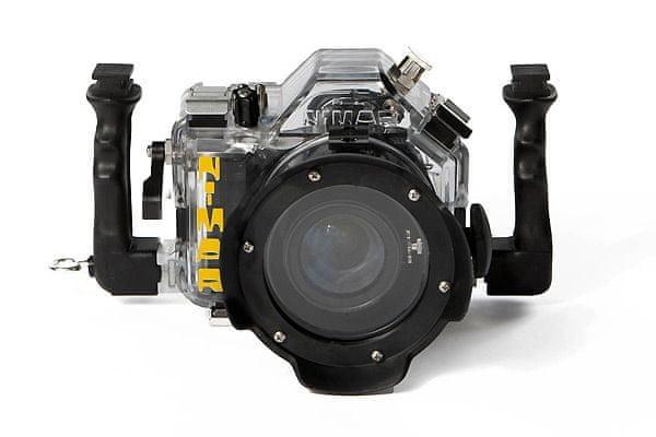 NIMAR Pouzdro podvodní pro Canon 350 D, port 18-55 mm, NIMAR
