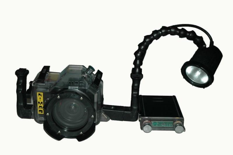 NIMAR Lampa video NIMAR podvodní 50 alt. 100 W halogen - SET