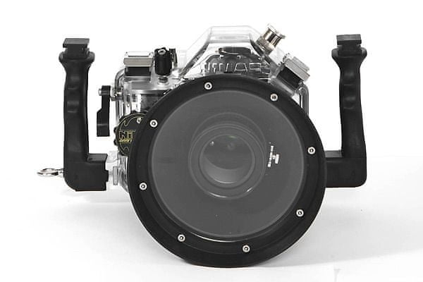 NIMAR Pouzdro podvodní pro Nikon D600 kit port Nikkor 24-120 mm, NIMAR