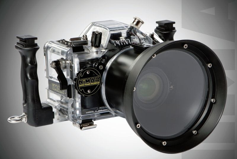 NIMAR Pouzdro podvodní pro Canon Eos 7D, port 24-105 mm, NIMAR